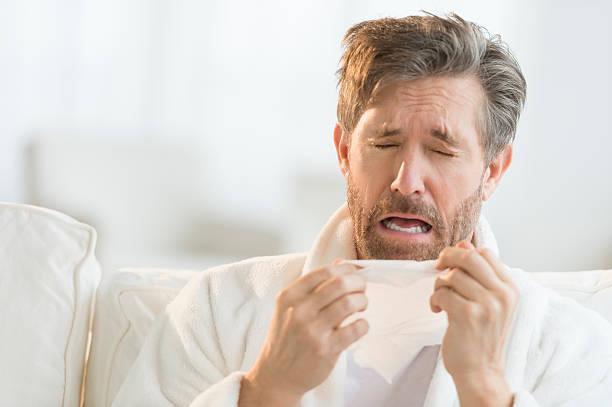 Allergy Sneezing